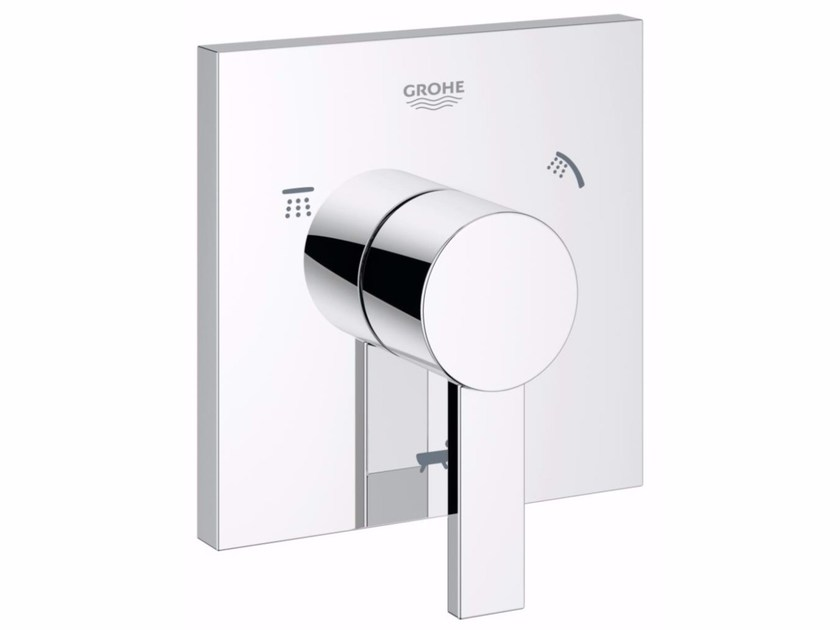 5 ways manual diverter ALLURE | Diverter by Grohe