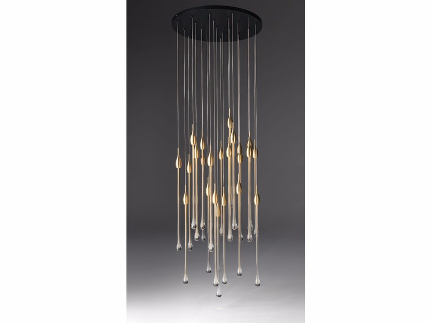 Pendant lamp ALLURE by Paolo Castelli