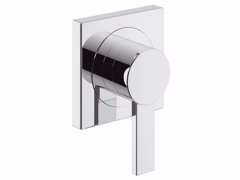 Wall-mounted remote control tap ALLURE 19384000 | Remote control tap by Grohe