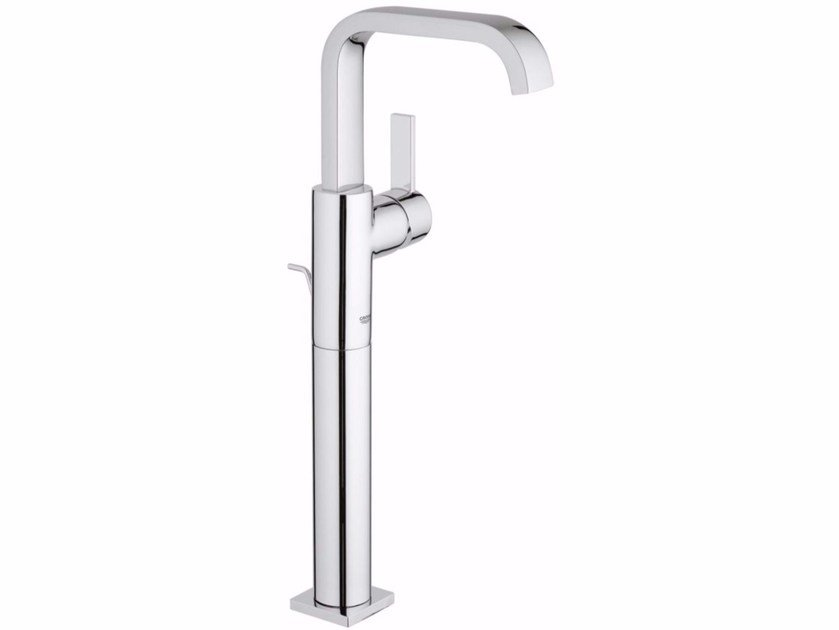 Countertop single handle washbasin mixer ALLURE SIZE XL | Washbasin mixer with pop up waste by Grohe