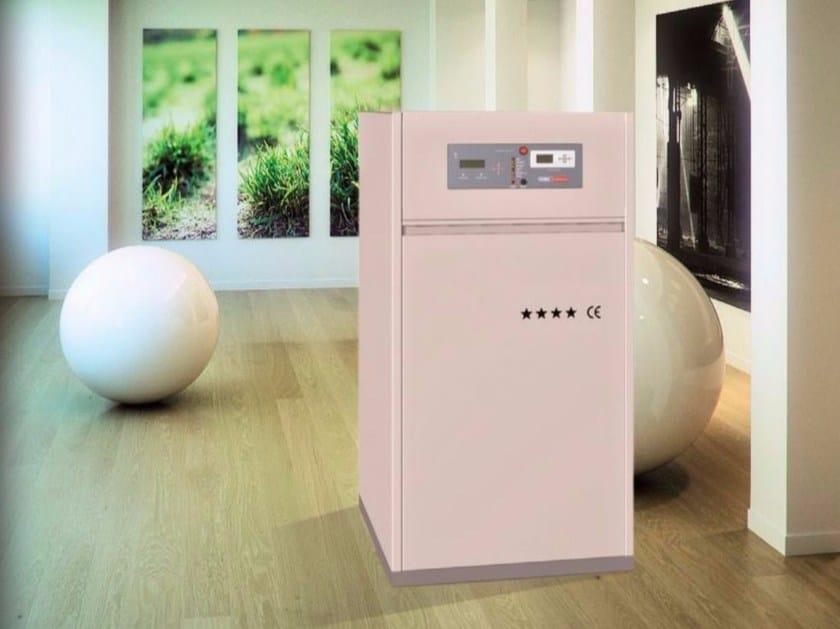Gas condensation boiler ALLin by Fintek