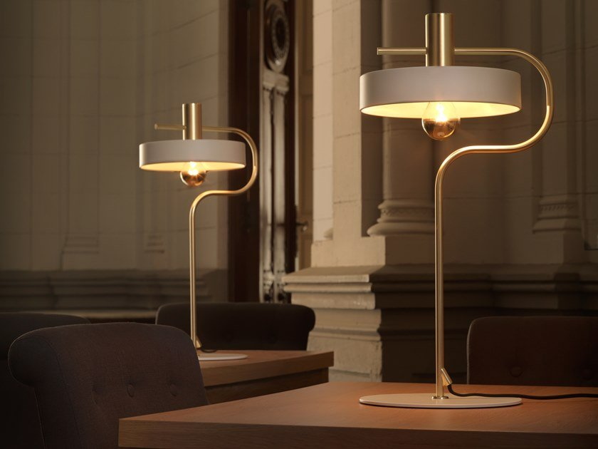 Metal table lamp ALOA | Table lamp by Aromas del Campo