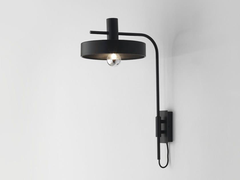 Metal wall lamp ALOA | Wall lamp by Aromas del Campo