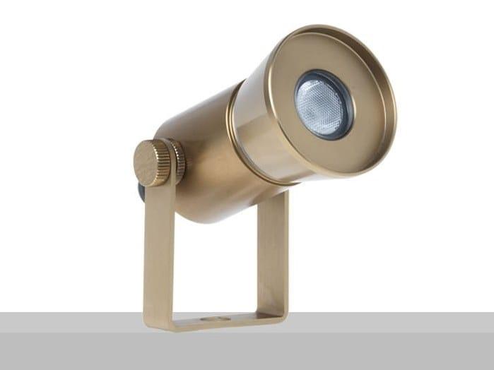 Proiettore per esterno orientabile in alluminio ALOHA 2 by Flexalighting