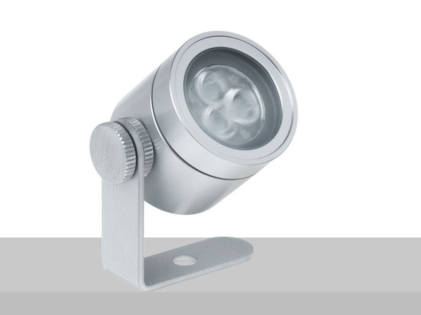 Proiettore per esterno orientabile in alluminio ALOHA 524 by Flexalighting