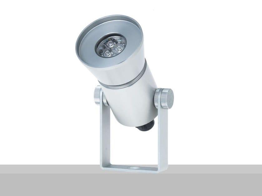 Proiettore per esterno orientabile in alluminio ALOHA 6 by Flexalighting