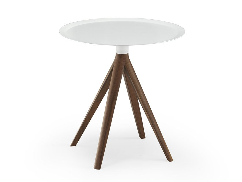 Round side table ALOHA | Round coffee table by Oliver B.