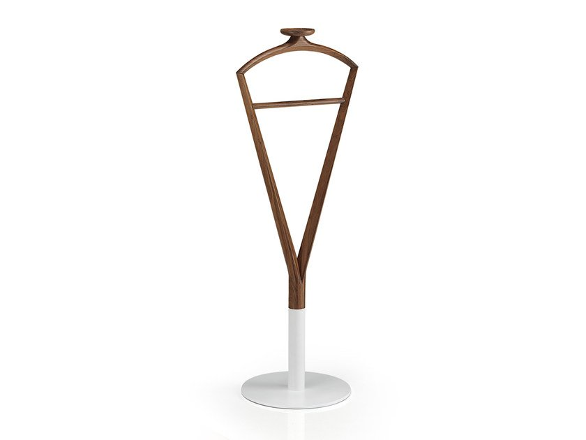 Solid wood valet stand ALOHA | Valet stand by Oliver B.