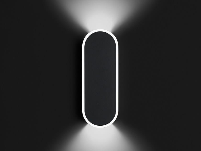 Lampada da parete ALPHA 7930 by Vibia
