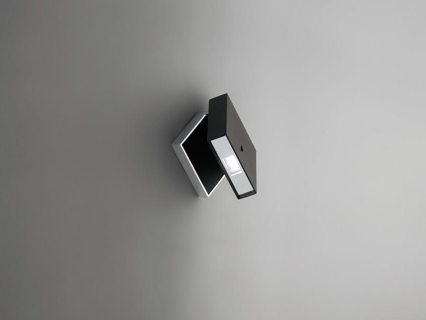 Lampada da parete ALPHA 7940 by Vibia