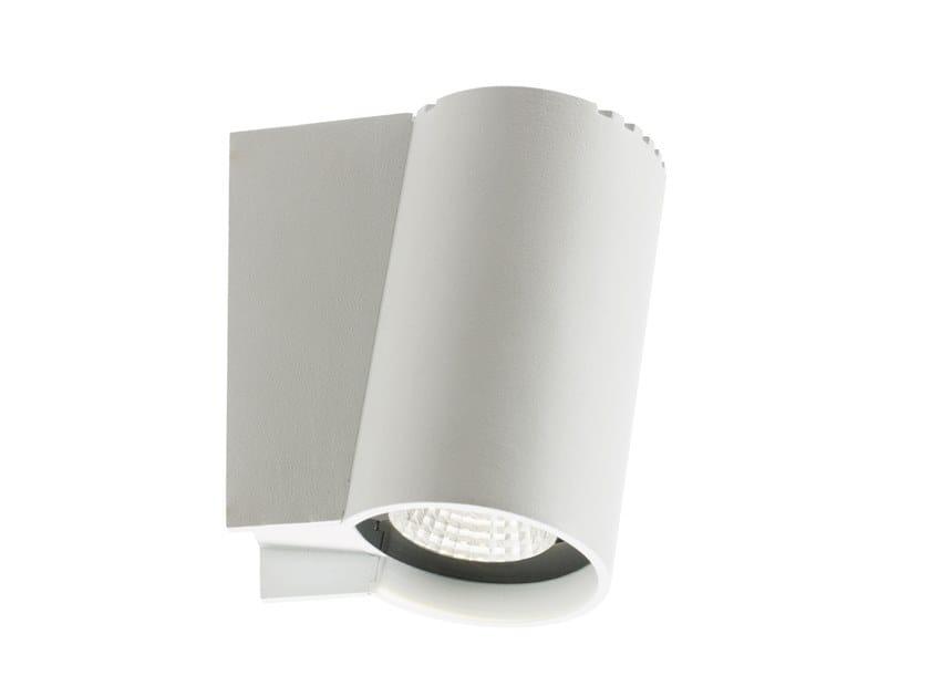 Applique per esterno a LED in alluminio pressofuso ALPHA by SOVIL