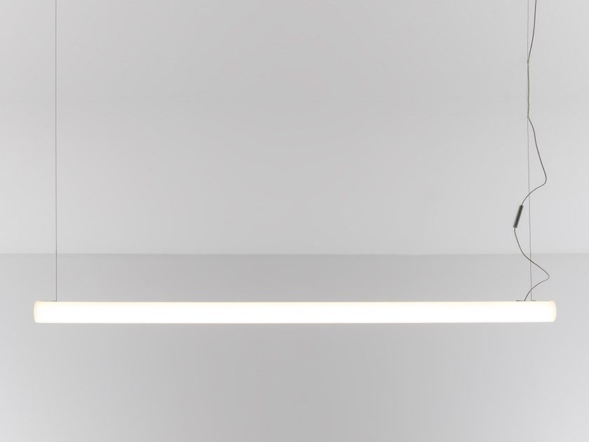 Methacrylate linear lighting profile ALPHABET OF LIGHT LINEAR | Linear lighting profile by Artemide