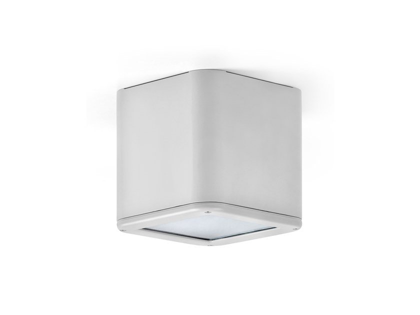 LED outdoor ceiling lamp ALPINE C LED by INDELAGUE   ROXO Lighting