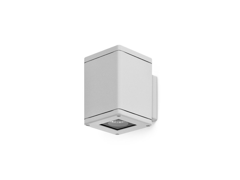 LED outdoor wall lamp ALPINE MINI LED by INDELAGUE | ROXO Lighting