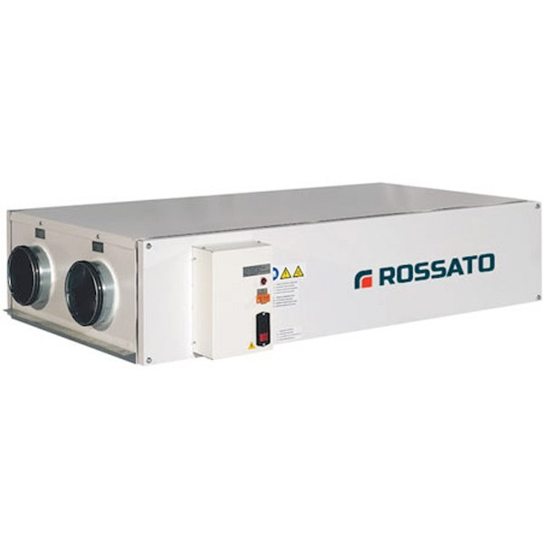 Mechanical forced ventilation system ALTAIR HR by Rossato Group