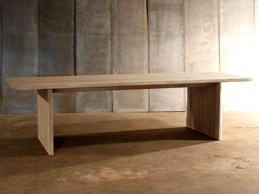 Oak table ALTAR by Heerenhuis
