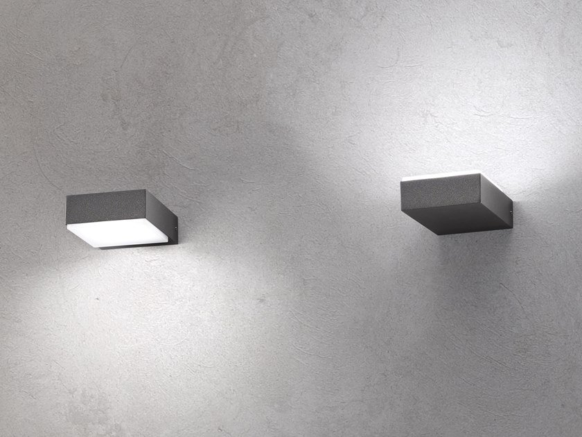 LED aluminium wall lamp ALU | Wall lamp by Ailati Lights