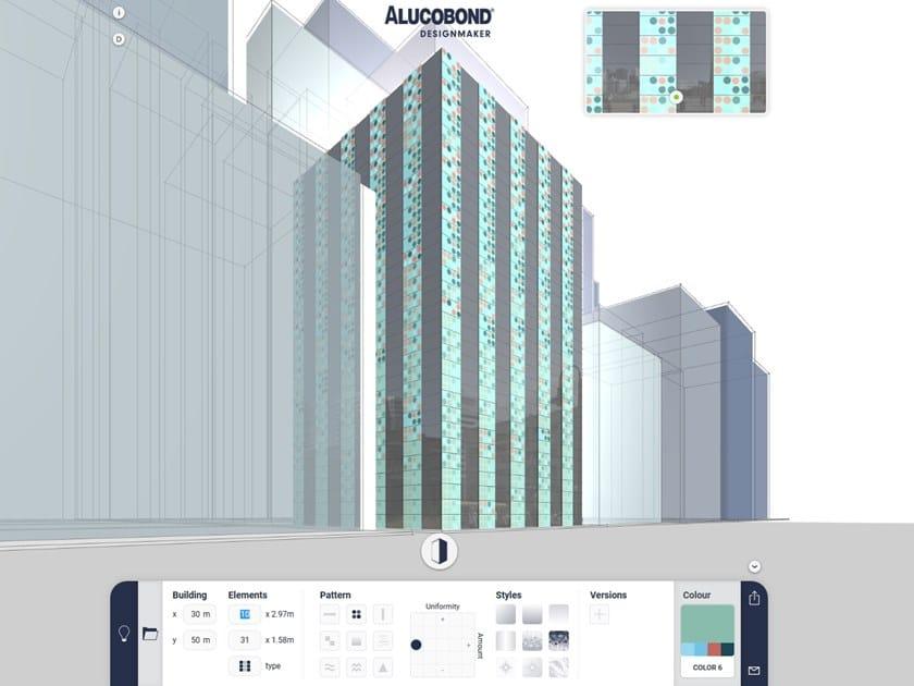 ALUCOBOND® Designmaker