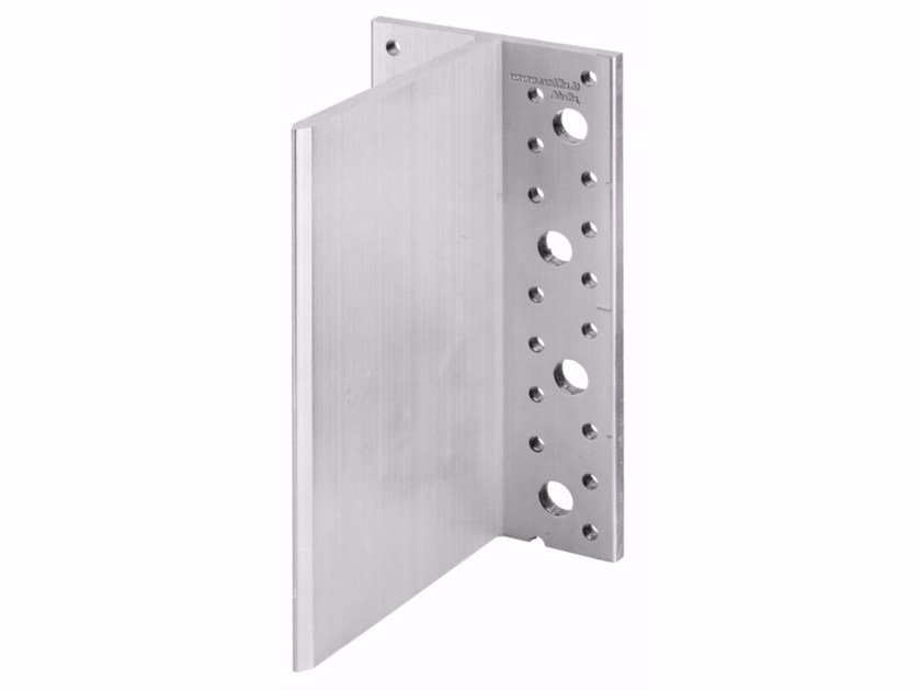 Aluminium Hardware for timber structures ALUFIX by Unifix SWG