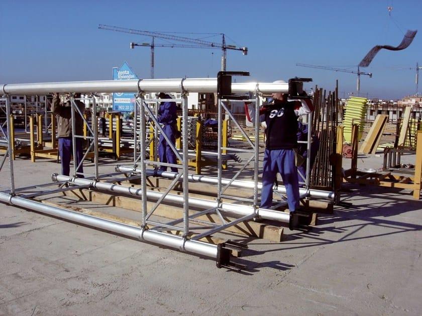 Aluminium prop ALUPROP By ULMA Construction on