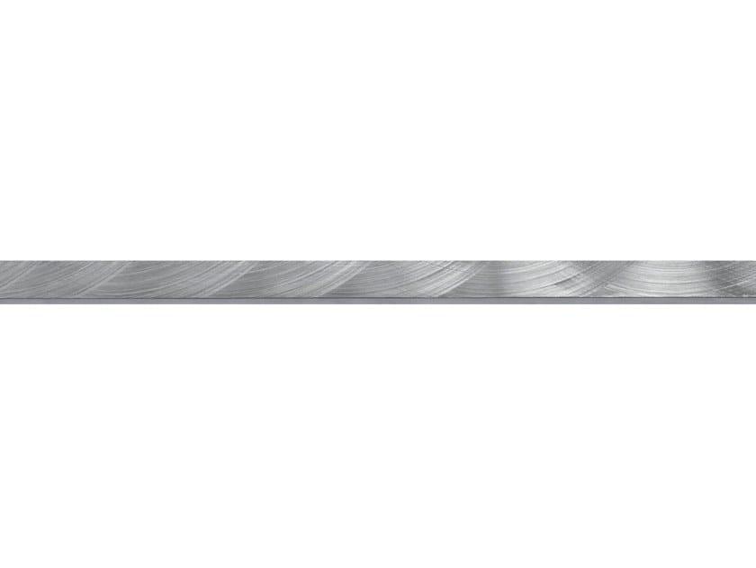 Decorative aluminium edge profile ALUSHADE   Decorative edge profile by BOXER