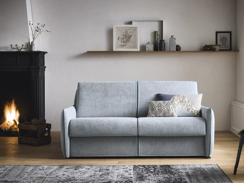 3 seater fabric sofa bed AMADEUS by Felis