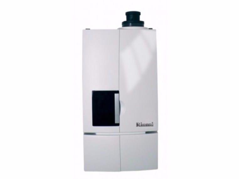 Condensation boiler AMAMI 34 PLUS by Rinnai Italia