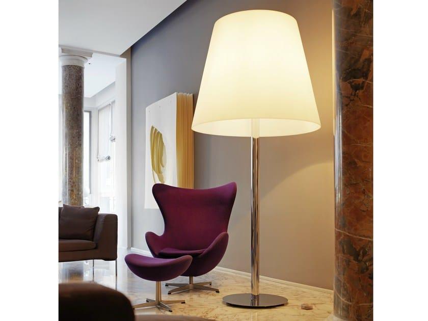 Floor lamp with dimmer AMAX | Floor lamp by FontanaArte