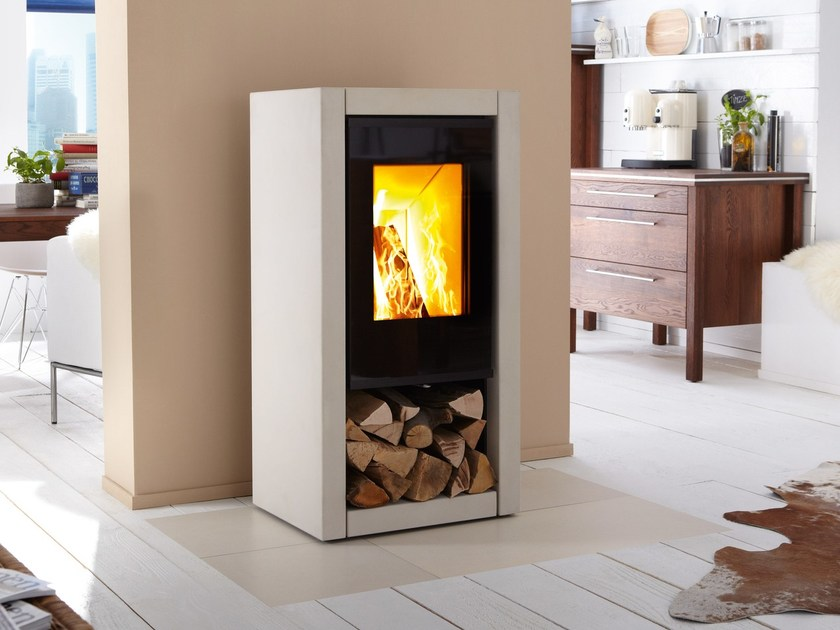 Wood-burning stove AMBIENTE A7 by SPARTHERM