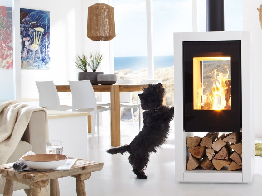 Wood-burning stove AMBIENTE A8 by SPARTHERM