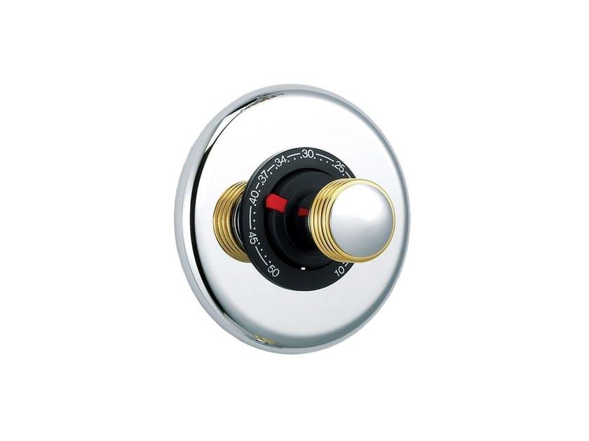 1 hole thermostatic shower mixer AMBOISE | 1 hole thermostatic shower mixer by rvb