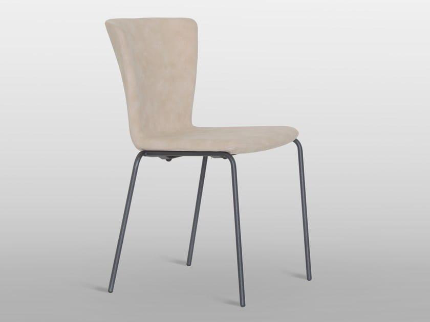 Econabuk chair AMBRA by RIFLESSI