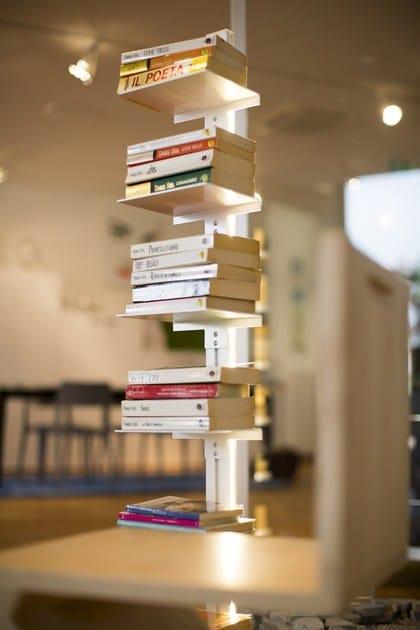 AMBROGIO | Libreria autoportante Ambrogio 6A