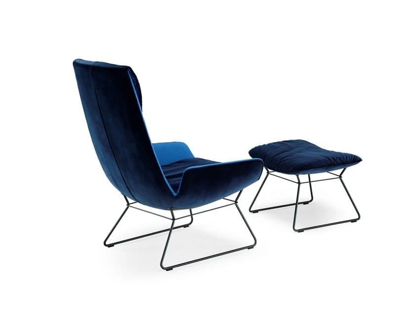 Amelie Lounge Chair Kollektion Amelie By Freifrau Design Birgit