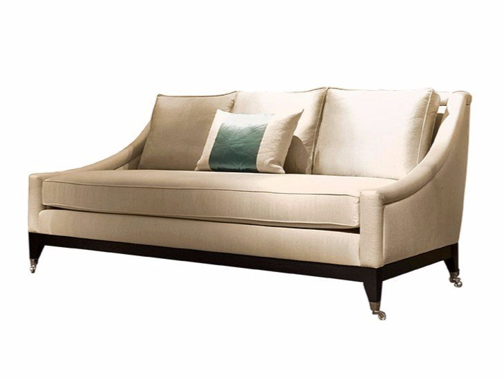 Fabric sofa AMELIE by SOFTHOUSE