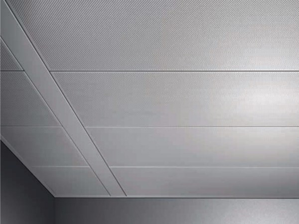 Pannelli per controsoffitto in metallo amf mondena® sistema i