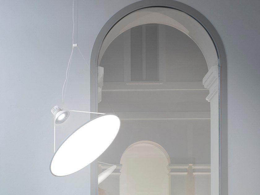 LED swivel pendant lamp AMISOL by LUCEPLAN