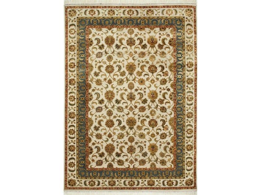 Handmade rug AMNERIS QNQ-06 Medium Ivory/Medium Ivory by Jaipur Rugs