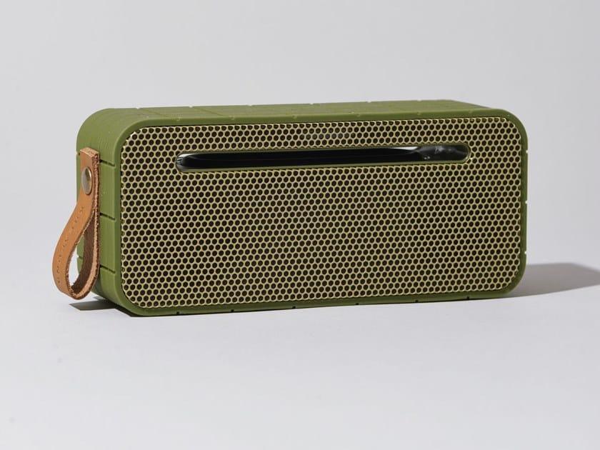 Bluetooth speaker aMOVE by Kreafunk
