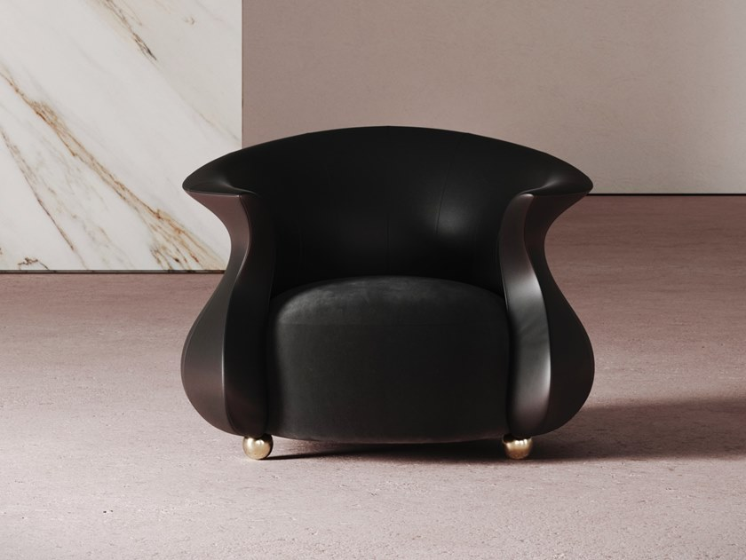 Easy chair AMPHORA | Easy chair by Desforma