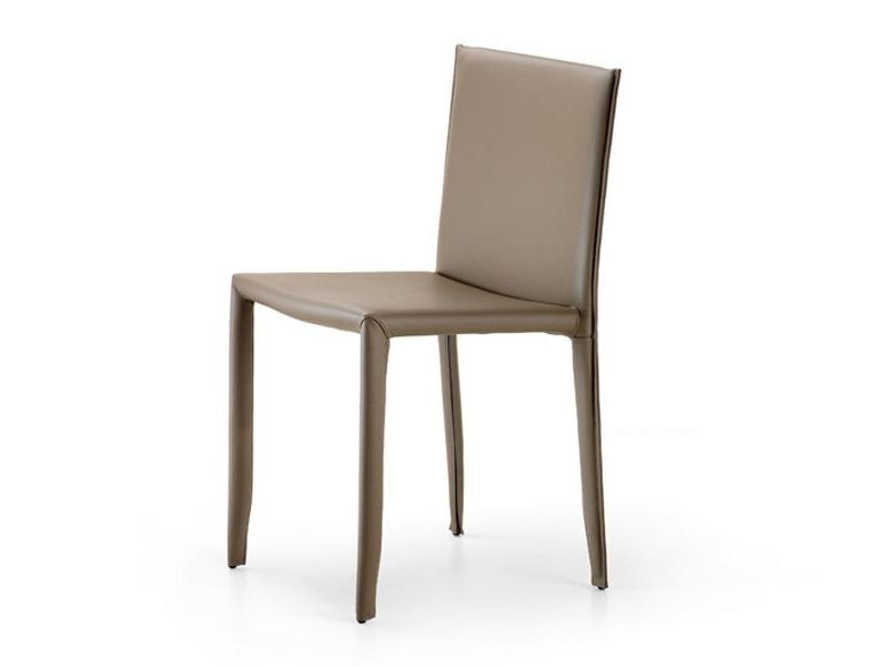 Upholstered chair AMY by Cattelan Italia