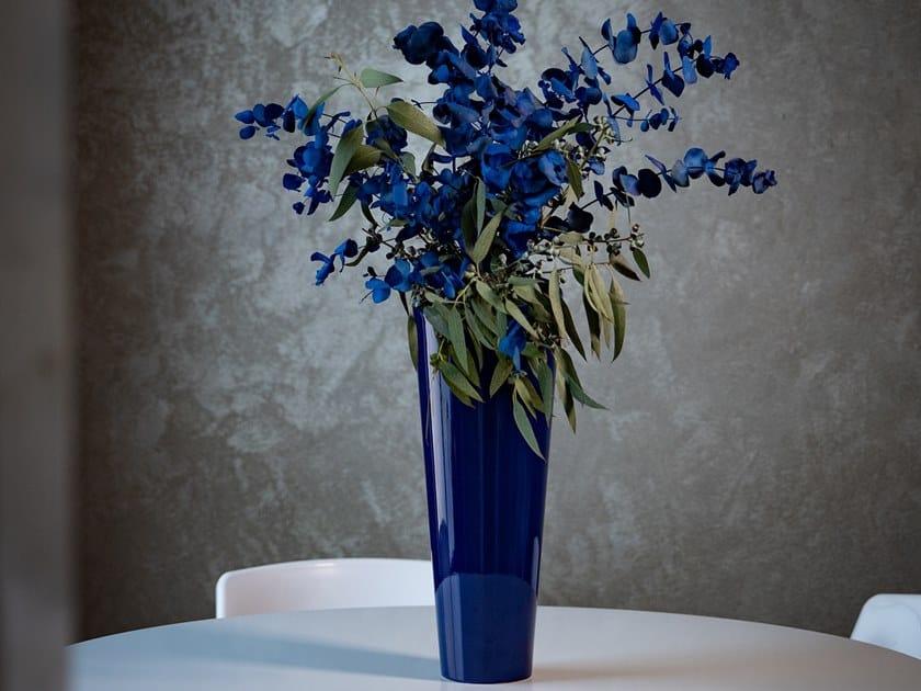 Vaso in ceramica smaltata ANACLETO by Romeo Design