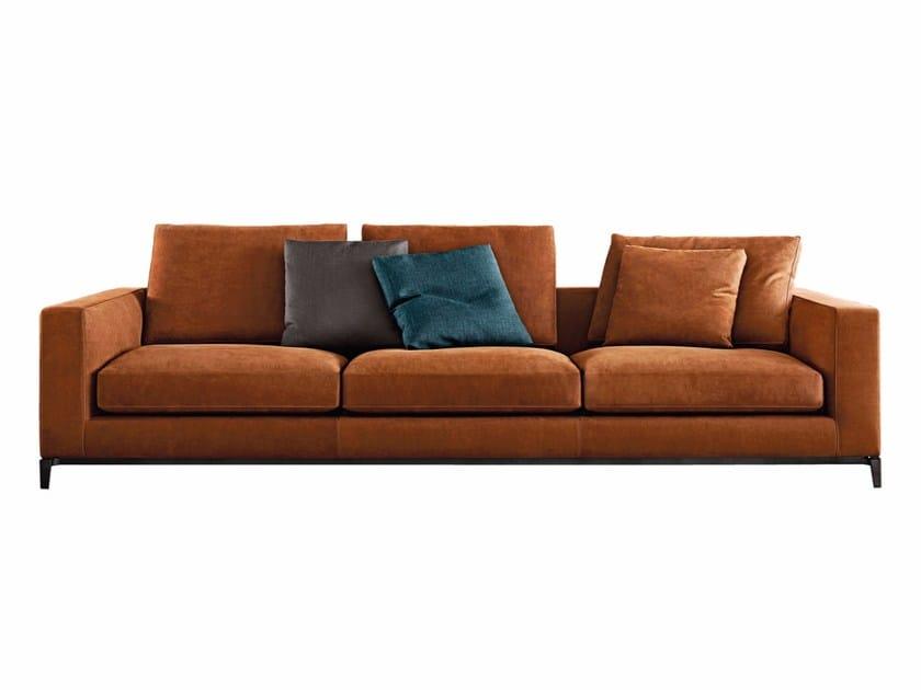 Sofa ANDERSEN / ANDERSEN QUILT by Minotti