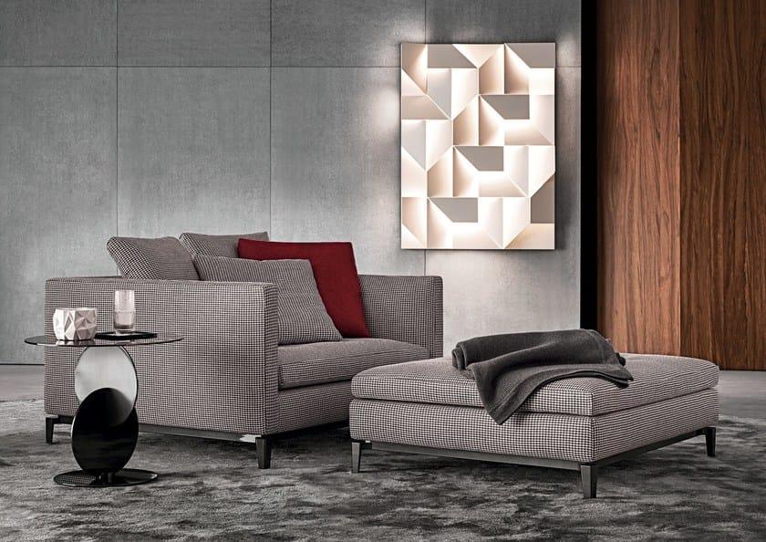 sessel andersen lovechair by minotti. Black Bedroom Furniture Sets. Home Design Ideas