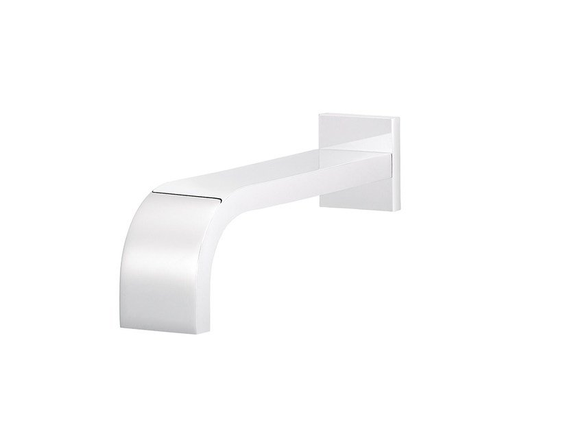 Wall-mounted bathtub spout ANDREW | Wall-mounted spout by rvb