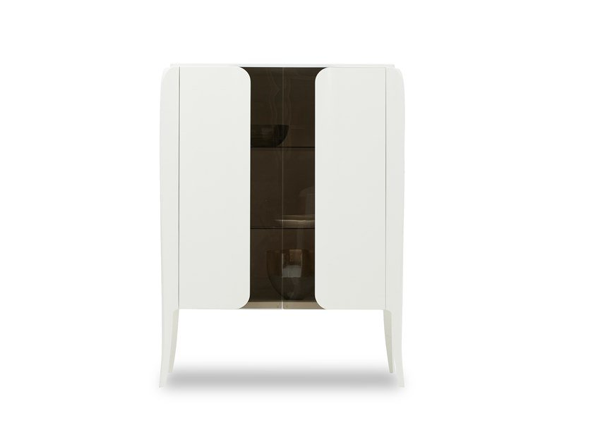 Lacquered highboard with doors ANGEL   Highboard by Enza Home