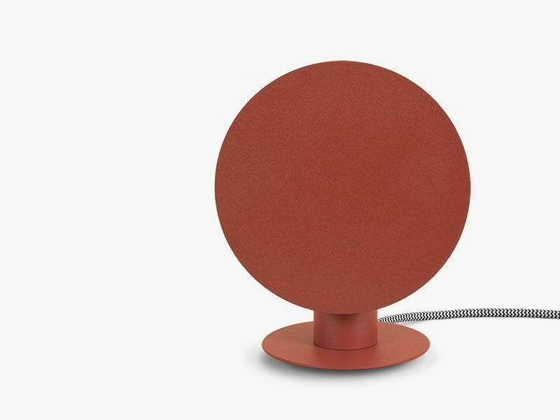 Indirect light metal table lamp ANGEL L | Indirect light table lamp by STIP