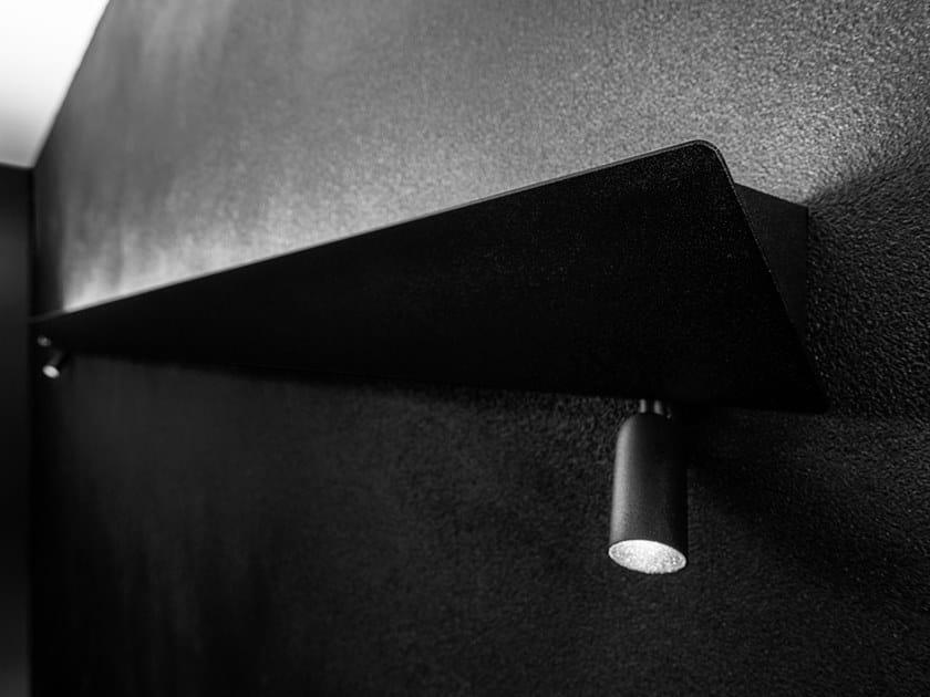 LED indirect light wall lamp ANGLE by ZUMI