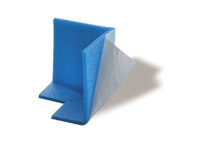 Seal and joint for insulation product ANGOLO ADESIVO by Biemme