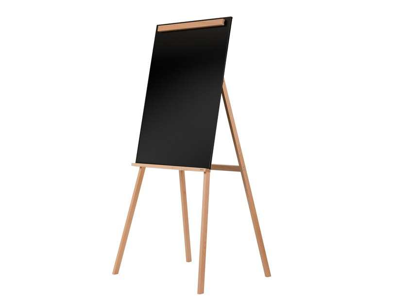 Lacquered steel office whiteboard ANGOLO | Office whiteboard by ARCHYI. by Bi-silque